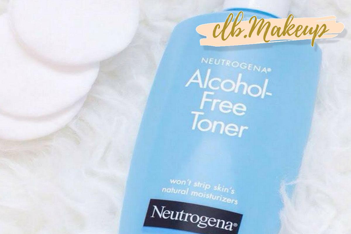Neutrogena là dòng toner đến từ thương hiệu của Pháp
