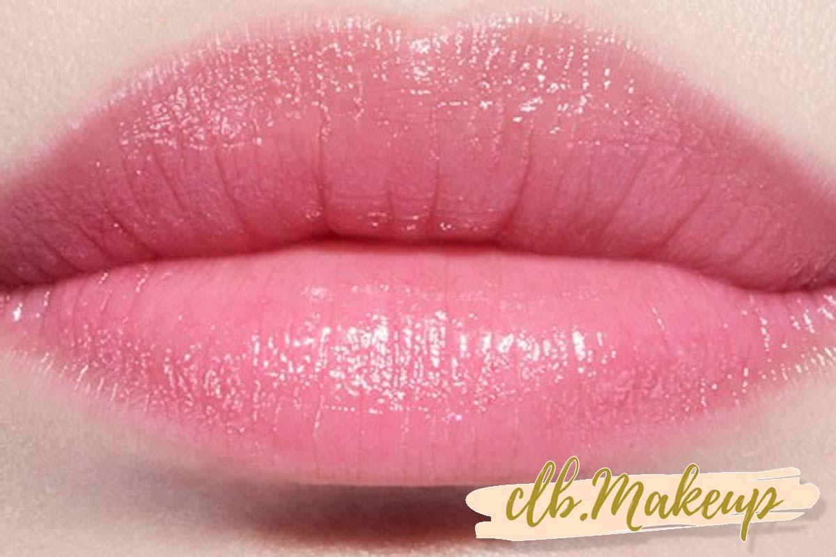 Dior Addict Lip Glow màu hồng tự nhiên