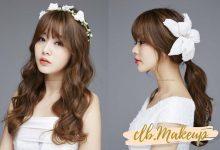 Trang điểm cô dâu theo phong cách Hàn Quốc