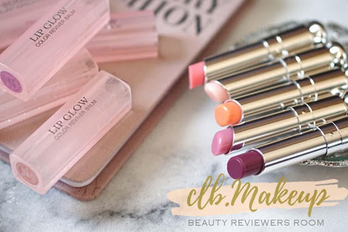 Son không chì Dior Addict Lip Glow