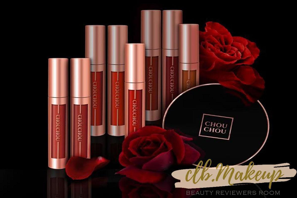 Chou Chou Professional Matt Lip Color – Vẻ sang chảnh giá bình dân
