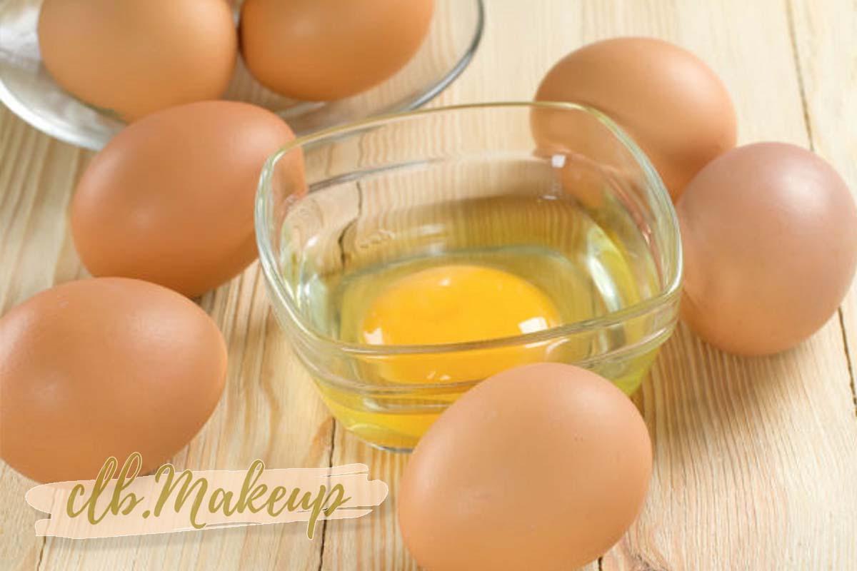 Trị mụn thâm bằng trứng gà
