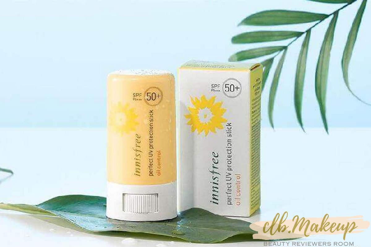 Kem chống nắng cho da dầu dạng thỏi Innisfree Perfect UV Protection Stick Oil Control