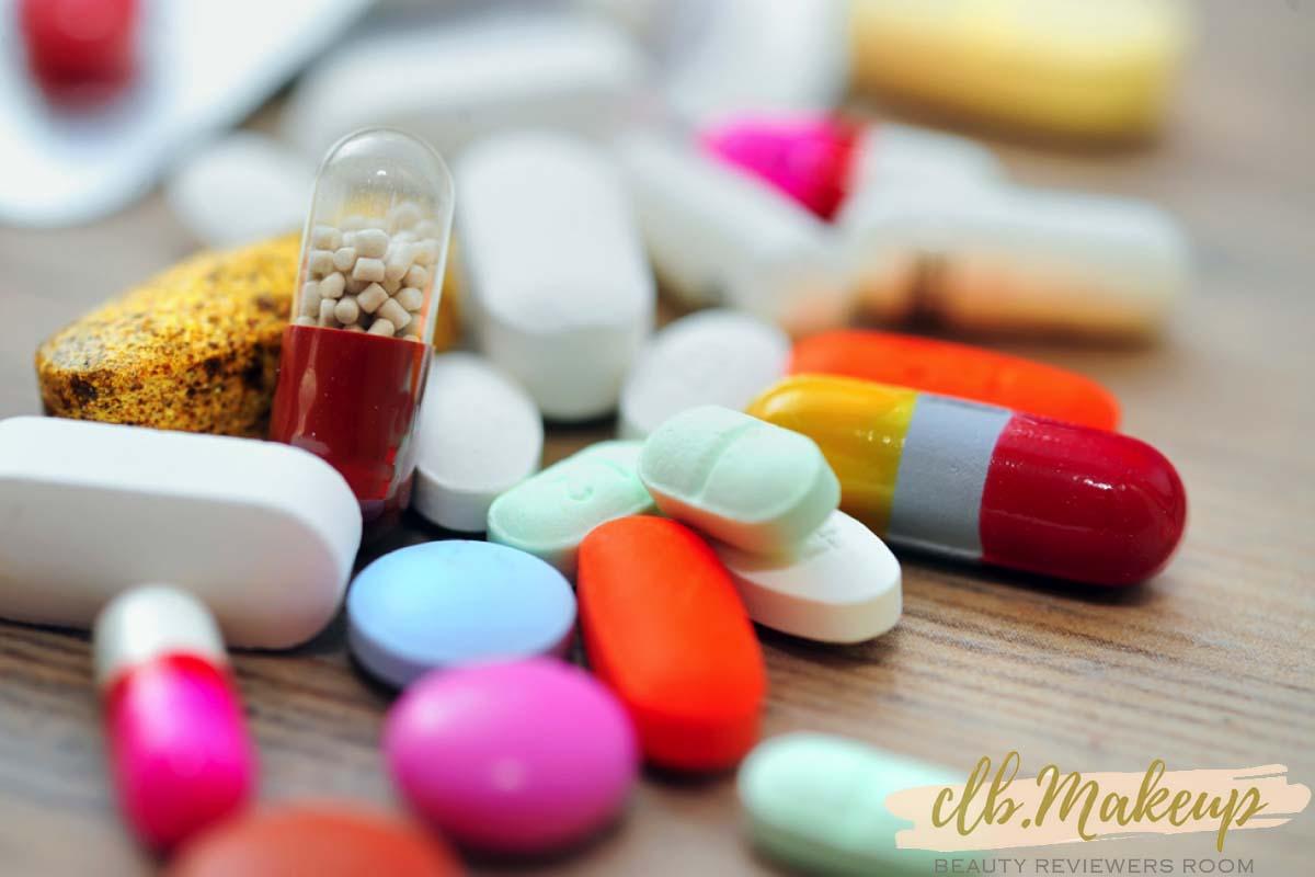 Thuốc kháng sinh - thuốc uống trị mụn trứng cá