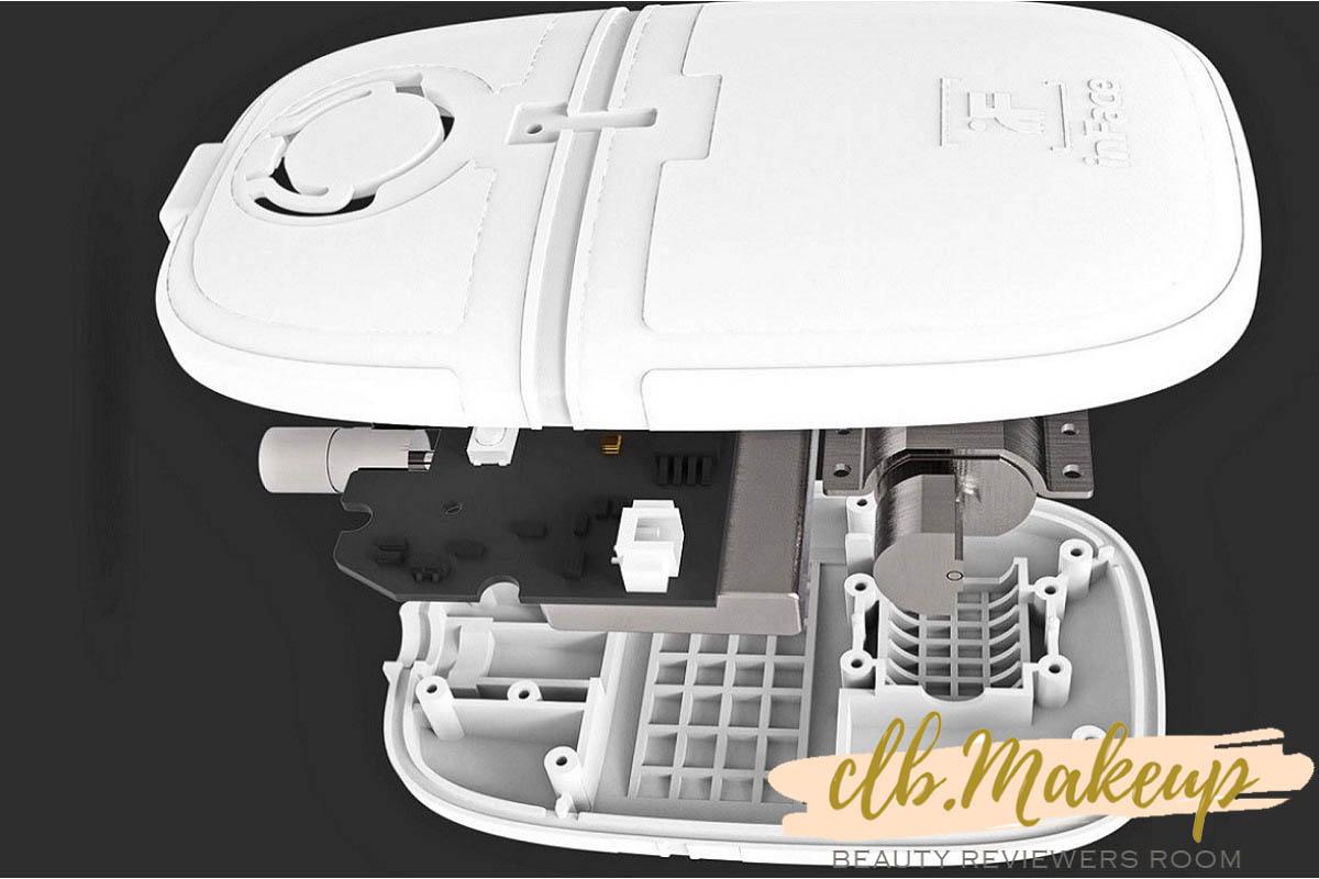 Cấu tạo máy rửa mặt sóng âm Xiaomi Inface