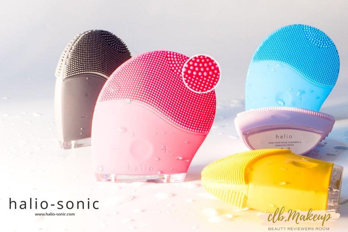 máy rửa mặt Halio: sạch sâu, nâng cơ mặt và giúp dưỡng chất thẩm thấu tốt hơn