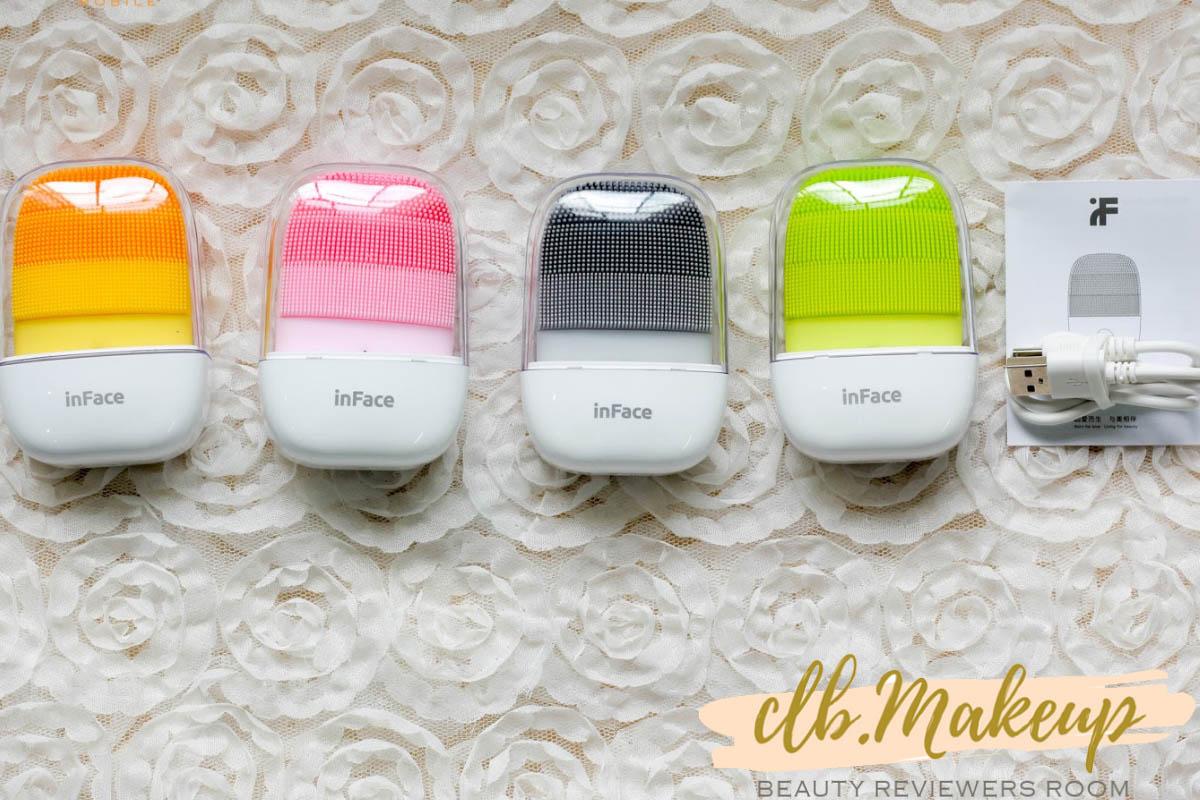 Xiaomi Inface với 4 màu sắc đẹp mắt