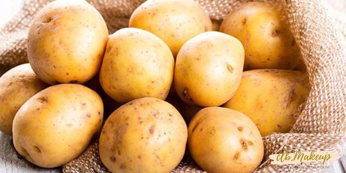 Trị nám bằng khoai tây bạn đã thử chưa?