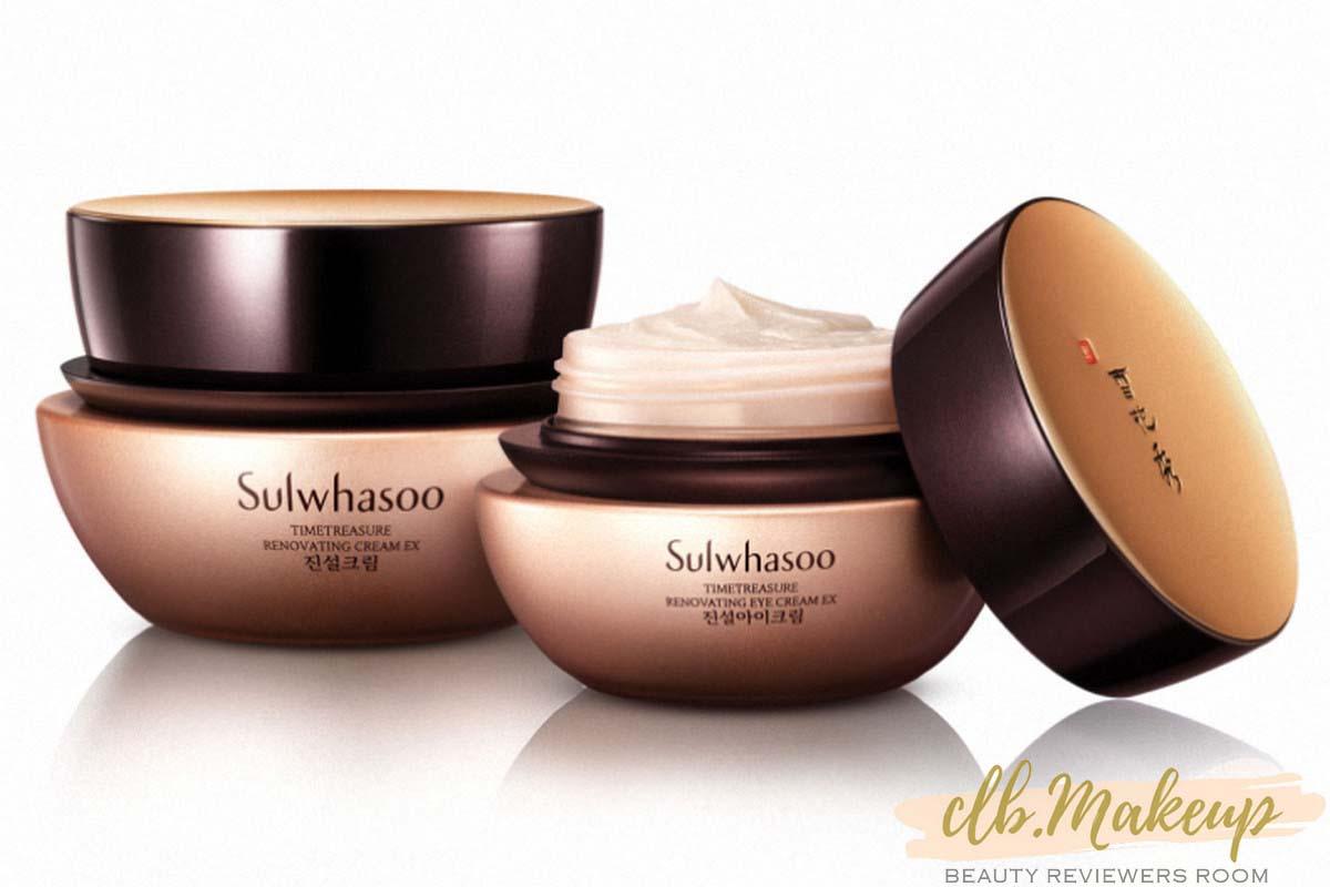 Kem chống lão hóa Sulwhasoo Timetreasure Renovating Cream EX