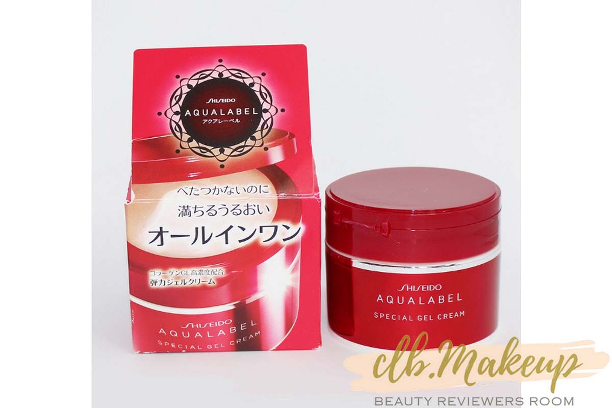 Kem chống lão hóa Shiseido Aqualabel