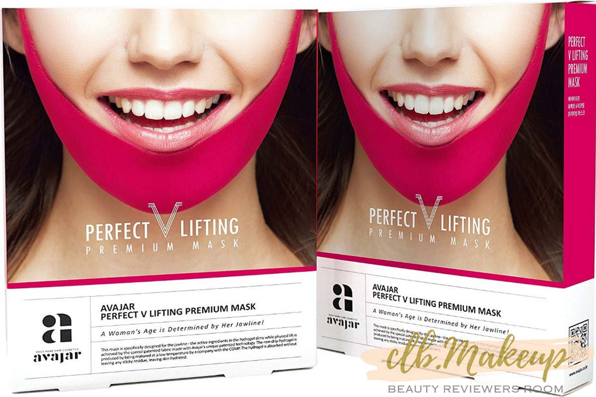 Mặt nạ v line Avajar's Perfect V Lifting Premium Mask