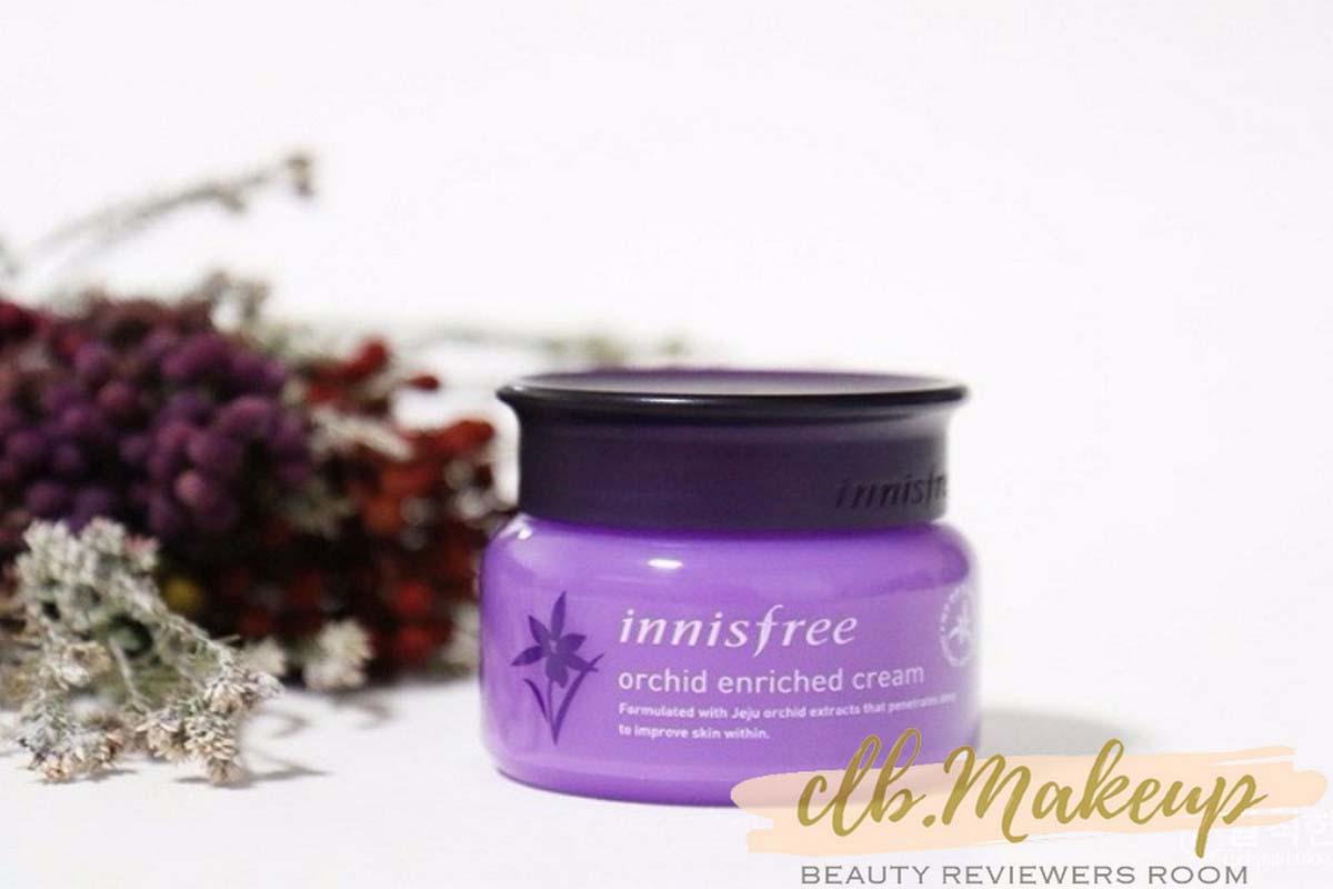 Kem chống lão hóa Innisfree Orchid Enriched Cream