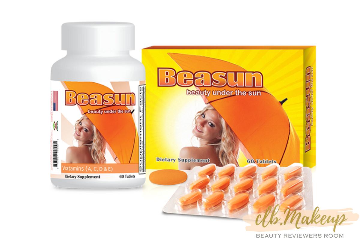Viên uống chống nắng với chiết xuất từ 12 loại thảo dược Beasun